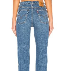 Levi's High-Rise Wedgie Fit